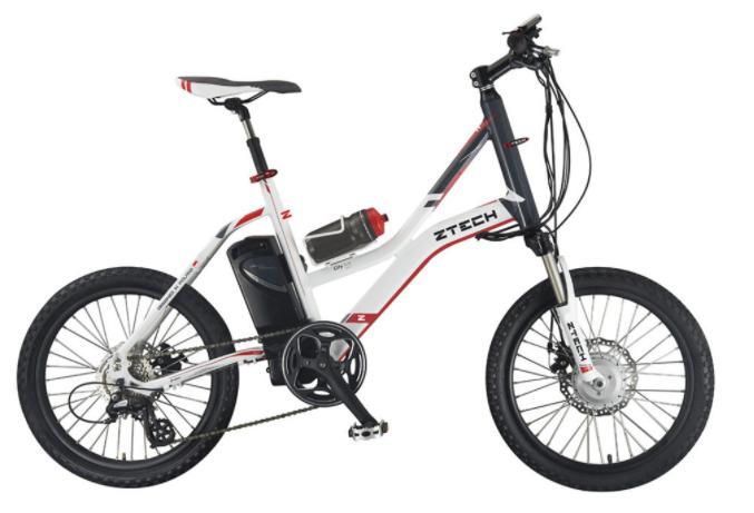 Ztech City Link Sport Zt 72 Bici Elettrica